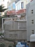 Rock Wall, Green Street, San Francisco