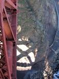 Rockfall Analysis, Golden Gate Bridge, North Tower