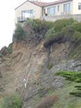 Bluff Rappel, Sea Cliff, San Francisco